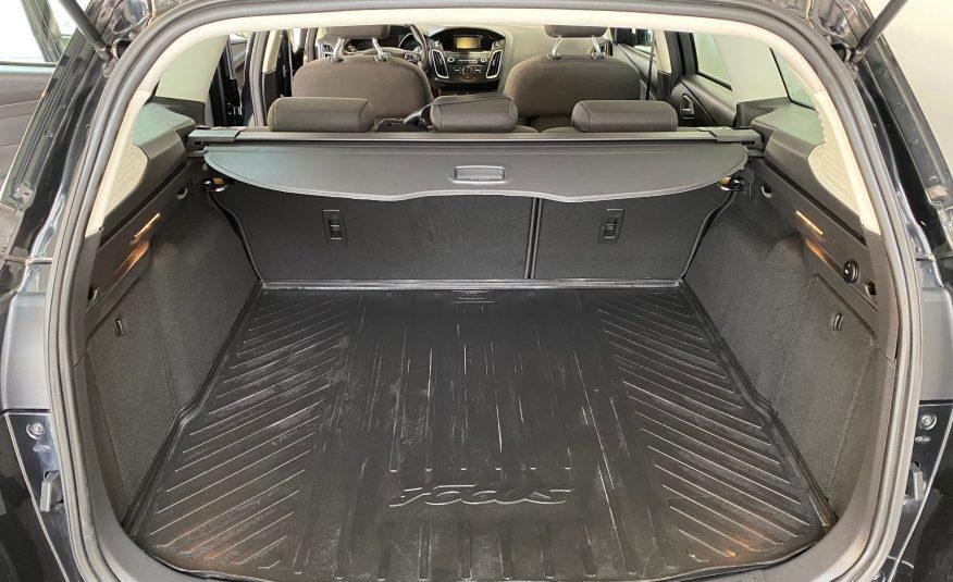 Ford Focus 1,0 SCTi 125 Titanium stc. 5d