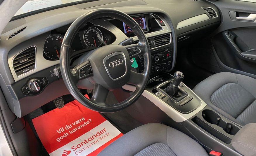 Audi A4 1,8 TFSi 120 4d