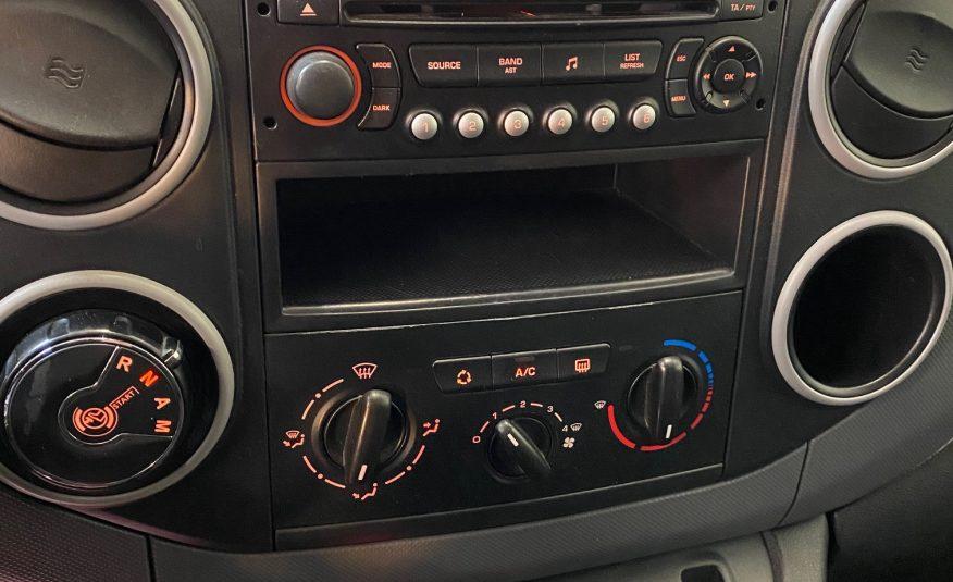 Citroën Berlingo 1,6 e-HDi 92 Cityvan E6G L1N2 5d+ MOMS
