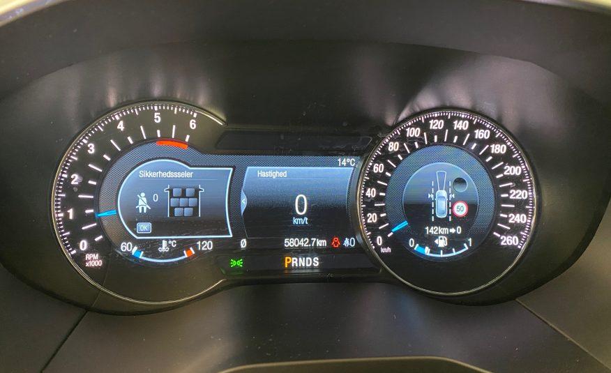 Ford S-MAX 2,0 TDCi 180 Titanium aut. 7prs 5d