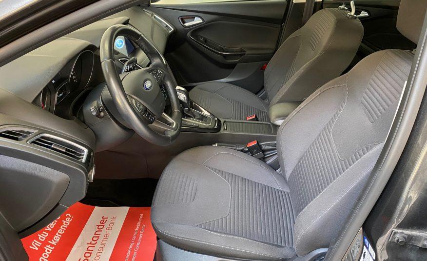 Ford Focus 1,5 TDCi 120 Titanium aut. 5d