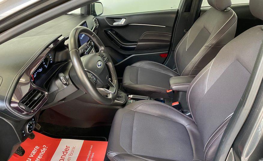 Ford Fiesta 1,0 140 HK EcoBoost Vignale 5d