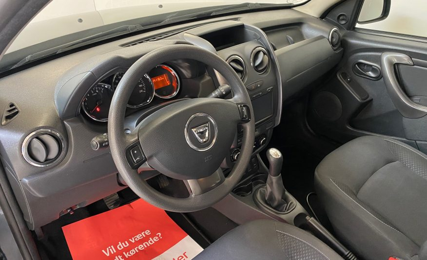 Dacia Duster 1,6 16V Family Edition 5d
