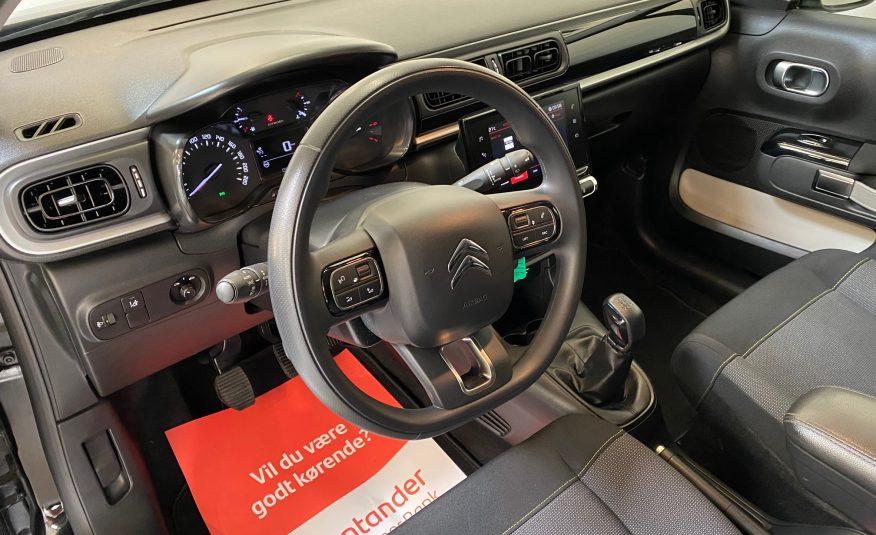Citroën C3 1,6 BlueHDi 75 Iconic 5d